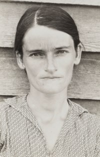 Allie Mae Burroughs, Hale County, Alabama, 1936